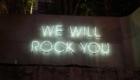 WE WILL ROCK YOU メロディーステップ