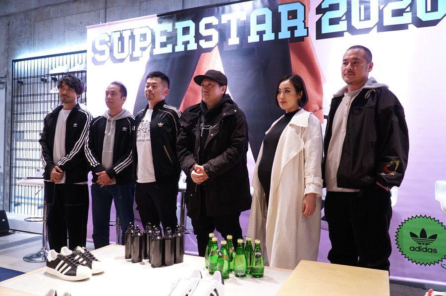 ADIDAS SUPERSTAR アディダス スーパースター 2020 50th ローンチパーティ トークセッション