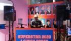 ADIDAS SUPERSTAR アディダス スーパースター 2020 50th ローンチパーティ DJブース