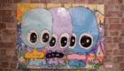 UFO907 アート作品