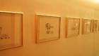 """UFO907 """"GONE POSTAL"""" 個展 TOKYO CULTUART by BEAMS トキョーカルチャート ビームス 廊下の作品"""