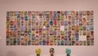 "UFO907 ""GONE POSTAL"" 個展 TOKYO CULTUART by BEAMS トキョーカルチャート ビームス"