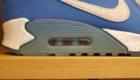 """ミッドソールウェッジ エアマックス90 アンディフィーテッド ブルー AIRMAX 90 UNDEFEATED """"Pacific Blue"""""""