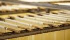 江戸玉川屋 製麺 乾燥工程